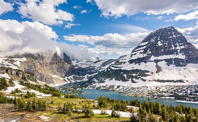 Hidden Lake – Glacier National Park, Montana USA
