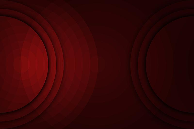 焦点,暗色,几何形状,现代,阴影,背景,创造力,红色,多层效果,彩色图片