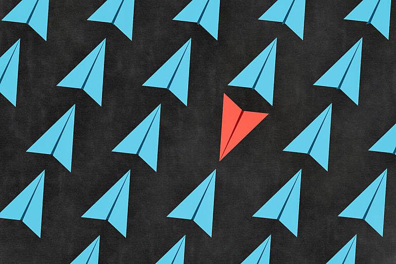 商务,折纸工艺,团队,纸飞机,领导能力,旅途,自由,策略,灵感,好奇心