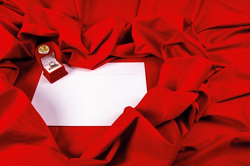 纺织品,红色,情人节卡,周年纪念,贺卡,热情,婚姻,浪漫,简单,模板