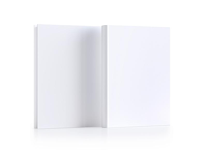 模板,书,白色,分离着色,专门技术,健康保健,空的,背景分离,图书馆