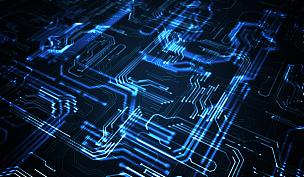电路板,抽象,概念,量子计算,中央处理器,计算机设备,有序,计算机,半导体,棋盘游戏