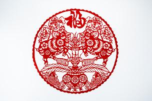 猪,运气,传统,春节,艺术,拱门,眉山猪,装饰