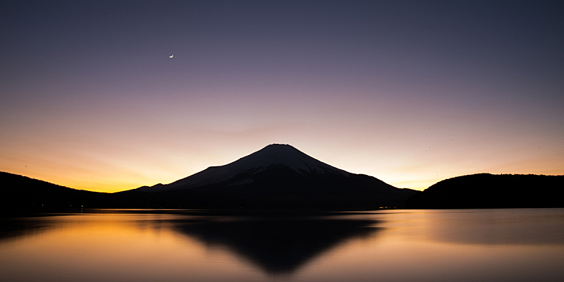 富士山,浅间神社,山之湖,世界遗产,雪,著名景点,自然美,湖,图标,户外