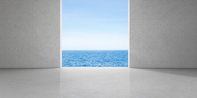 视角,几何形状,阴影,三维图形,建筑,混凝土,室内,抽象,设计