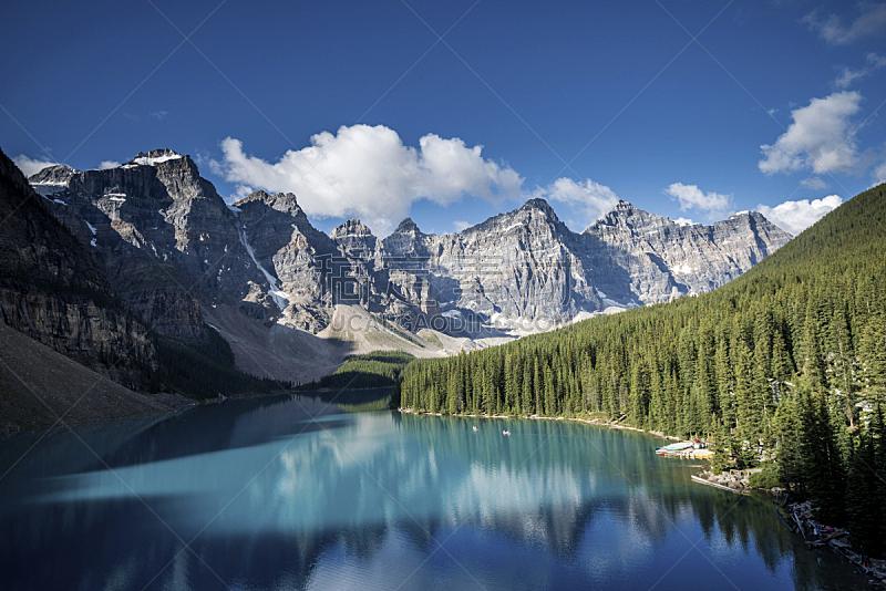 阿尔伯塔省,加拿大,自然美,梦莲湖,班夫国家公园,国内著名景点,卡尔加里,环境,雪