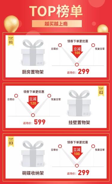 日用品/喜庆/热卖榜单