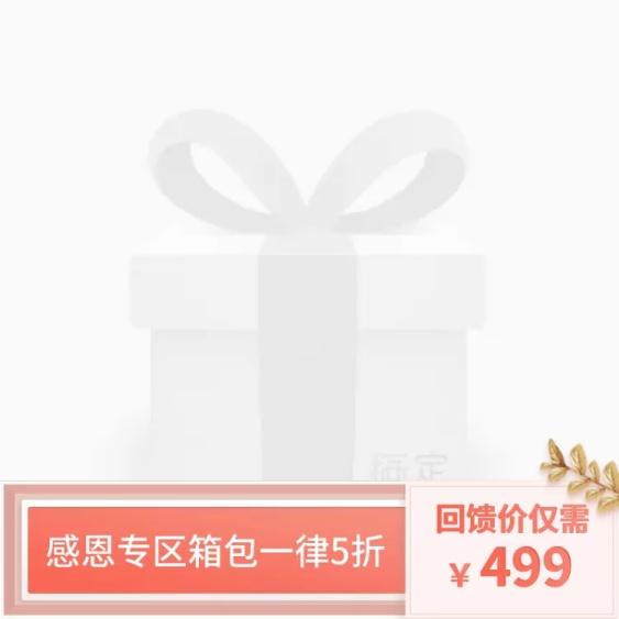 感恩节/温馨/简约/主图图标