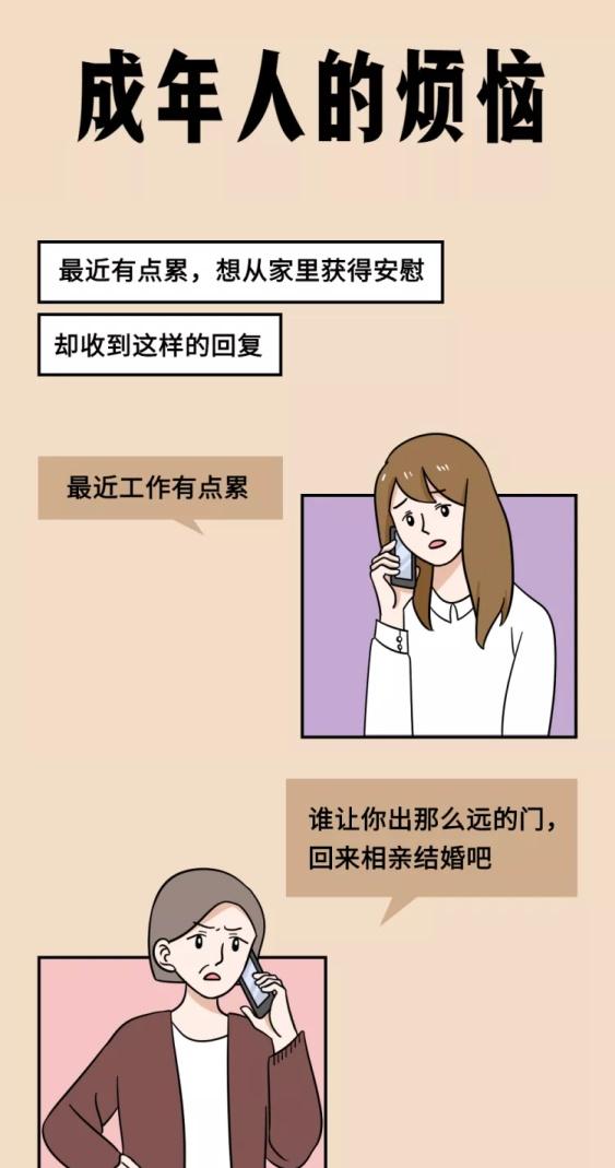 对话手绘人物漫画条漫长图
