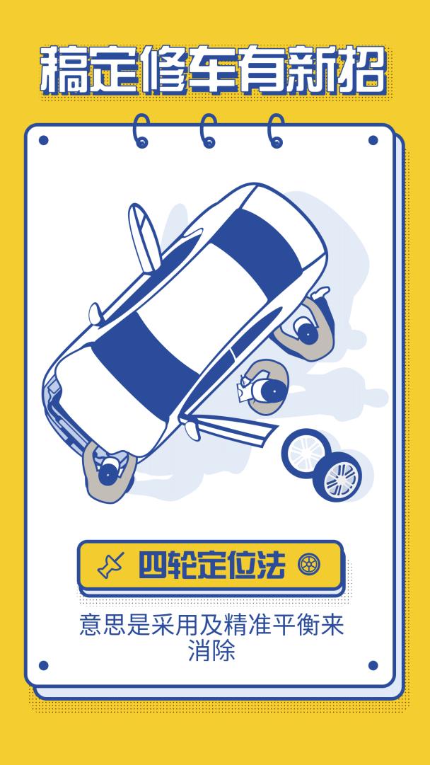 修车有新招手机海报