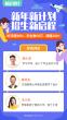 扁平化培训招生手机海报